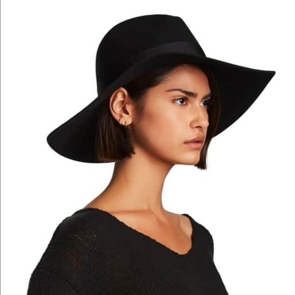 731dad3c Brixton Black Floppy Wool Hat. M_5c577c723e0caa31e4b56e21. Other Accessories  ...
